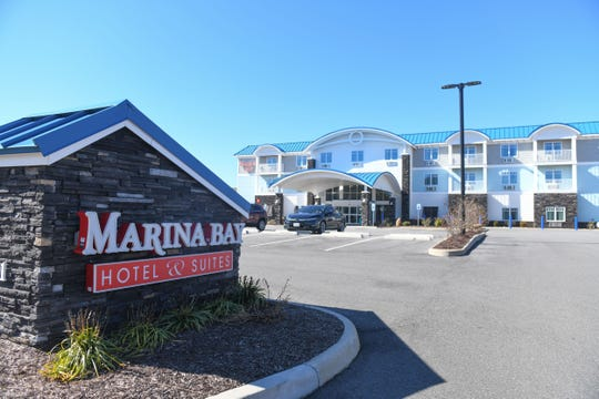 Marisol's Market and Cafe, an eatery licensed to sell Starbucks' offerings, will open April 1 inside the Marina Bay Hotel and Suites on Main Street in Chincoteague.