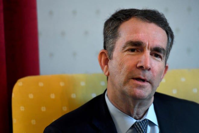 Virginia Gov. Ralph Northam.