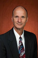 Gary Ostrander, Vice President for Research at  Florida State University.