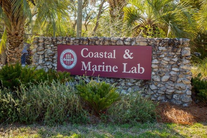 The FSU Coasal & Marine Lab is located in St. Teresa, Florida