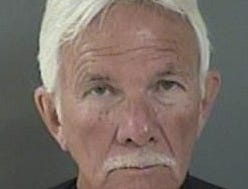 Kenneth J. Phillips, 66, of Barefoot Bay, charged with two counts of soliciting prostitution