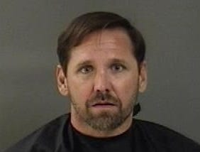 Jonathan Cort Beatty, 42, of Indian River County, charged with soliciting prostitution