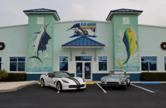 Blue Marlin Motors in 2015