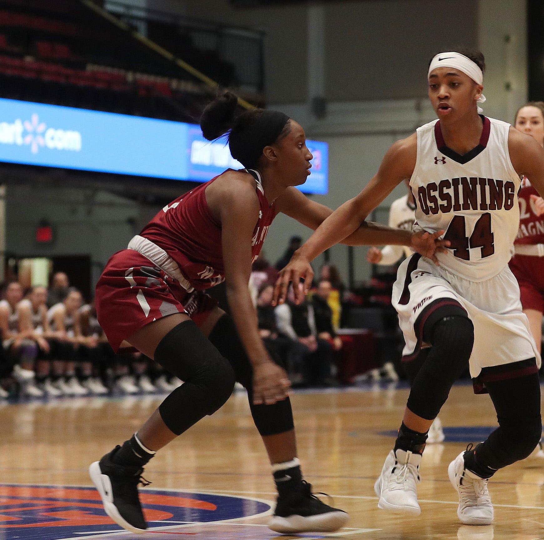 Girls basketball: Ossining's Aubrey Griffin named Miss New York Basketball