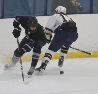 Indians freshman Tyler Wishart heated up in time for the postseason, and scored at least one goal in each of John Jay's three Section 1 wins.