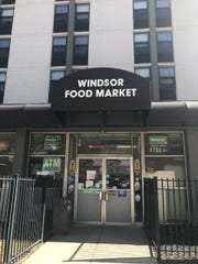 Windsor Food Market was temporarily closed down by the health department following a routine inspection on Feb. 14.