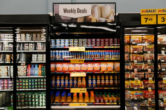 A new Food Lion grocery store on New London Road in Newark is set to open its doors Wednesday, February 27.