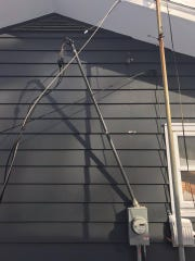 Wisconsin Rapids Power and Light is asking people to check their power equipment outside their homes, if they are a lone house without power in a neighborhood.