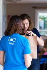 """A mobile app delivery service is coming to Wichita Falls March 4. Favor calls themselves your """"personal assistant"""" and will delivery food or other products to your home or business in one hour or less."""