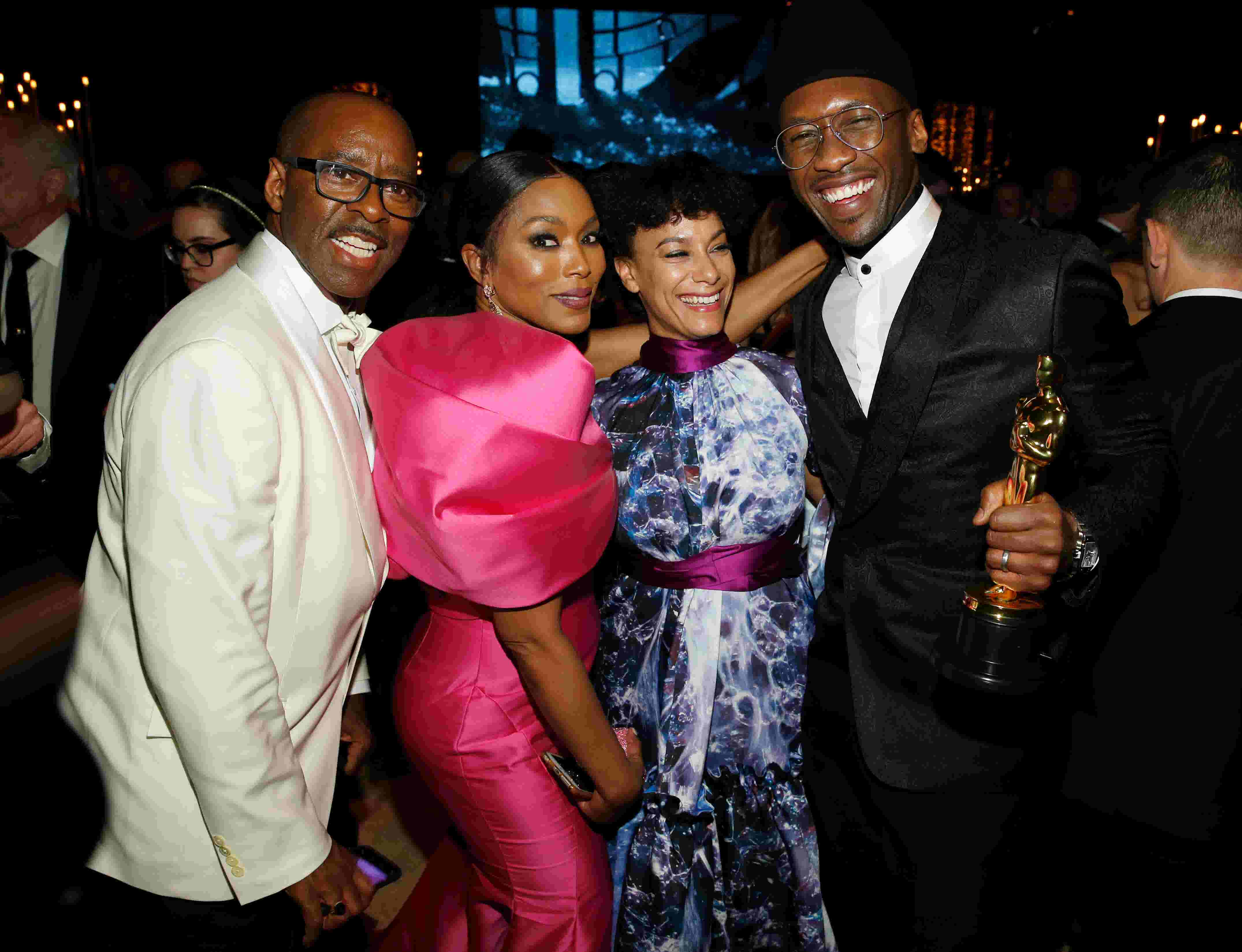 Stars talk diversity on the Oscars 2019 red carpet