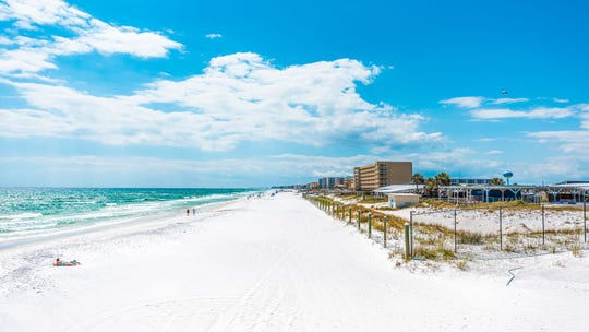 Fort Walton Beach, Florida.