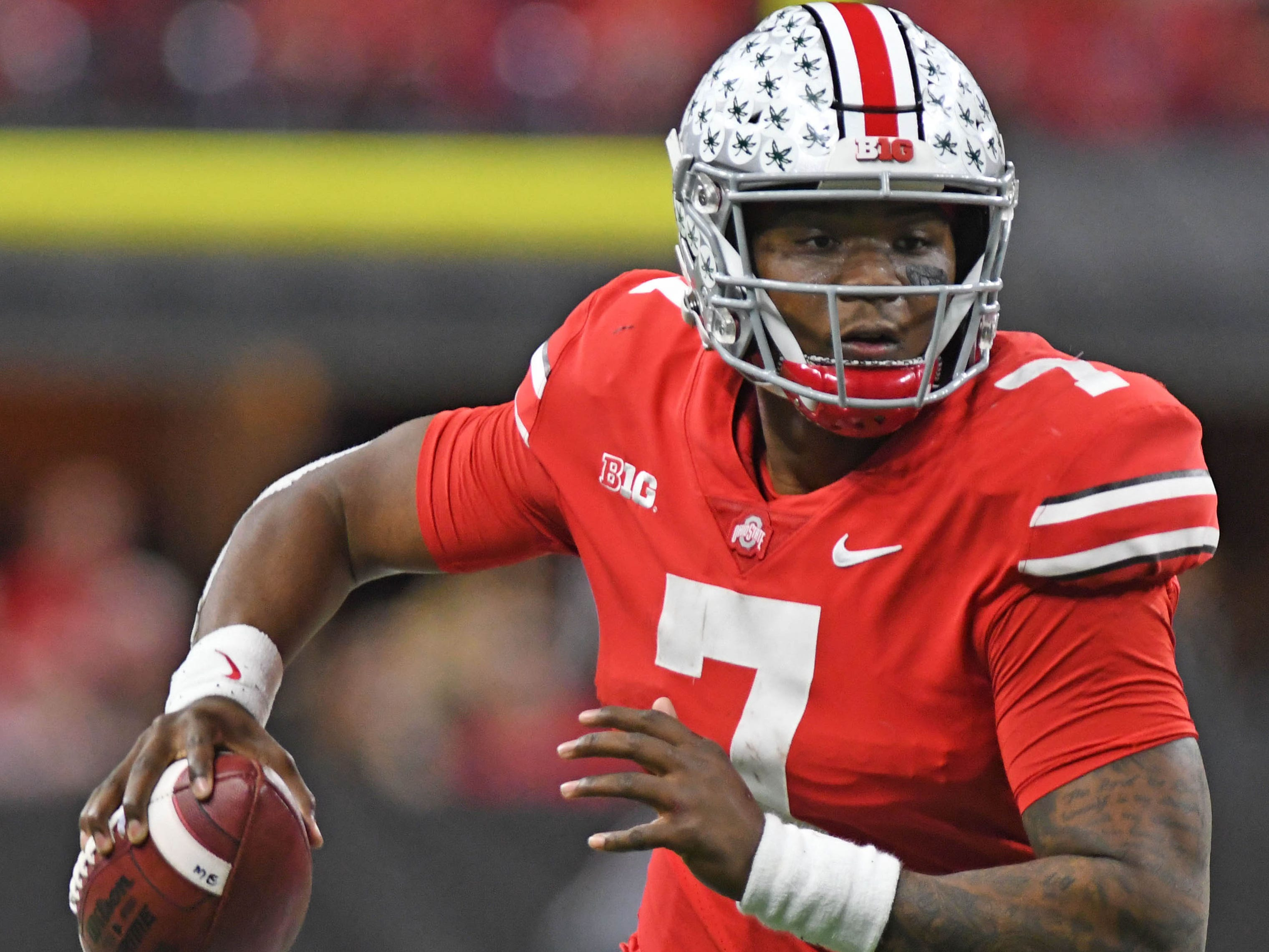 6. Giants - Dwayne Haskins, QB, Ohio State