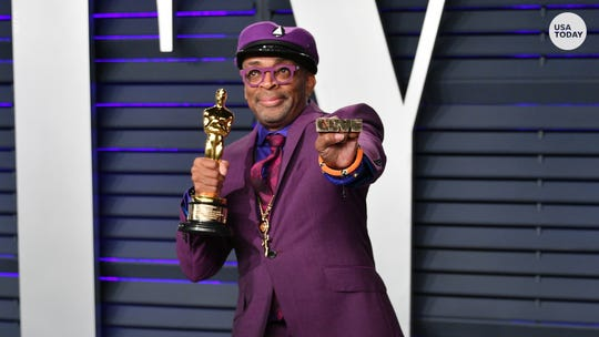Spike Lee not pleased with 'Green Book' Oscars win