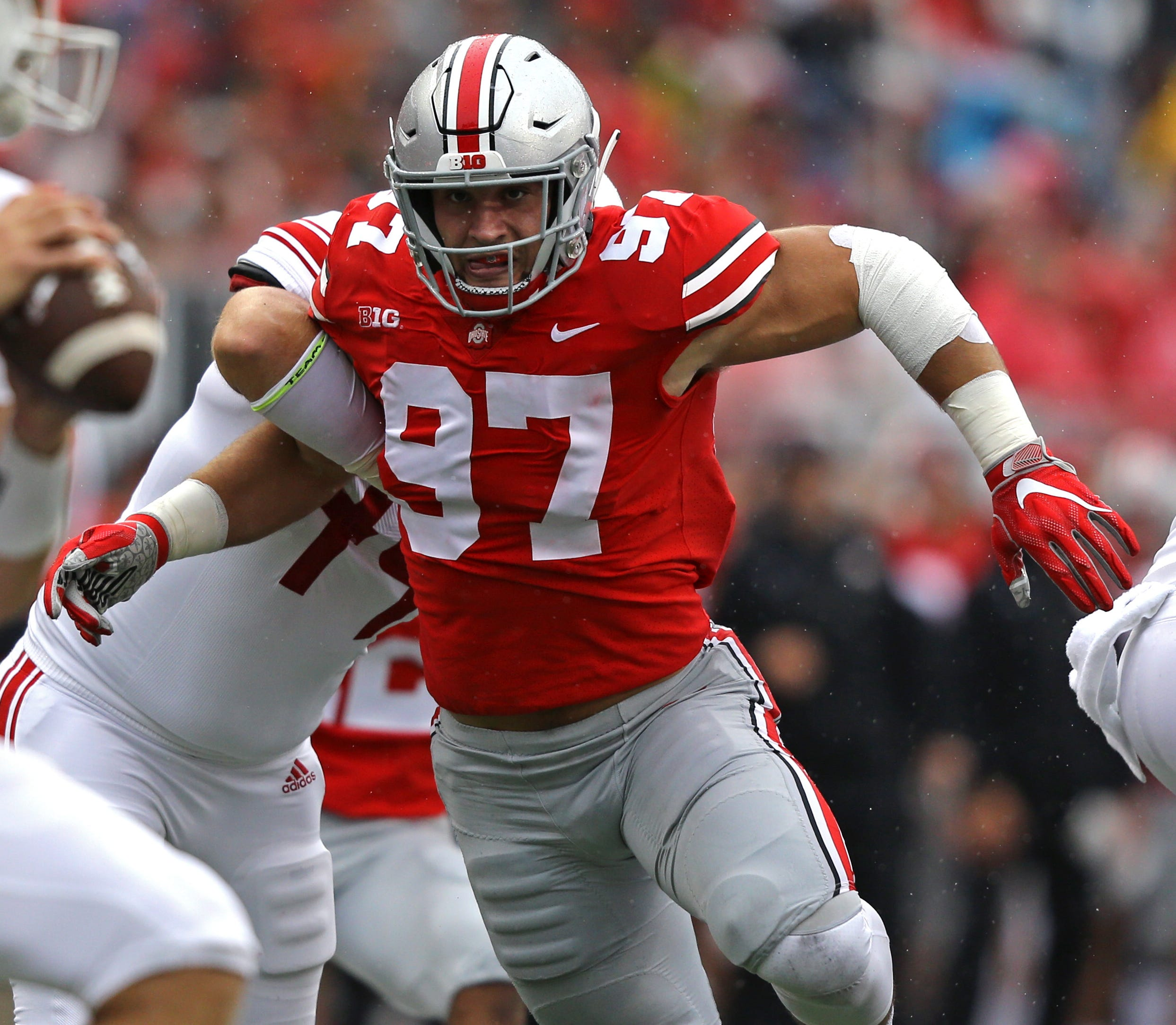 1. Cardinals - Nick Bosa, DE, Ohio State