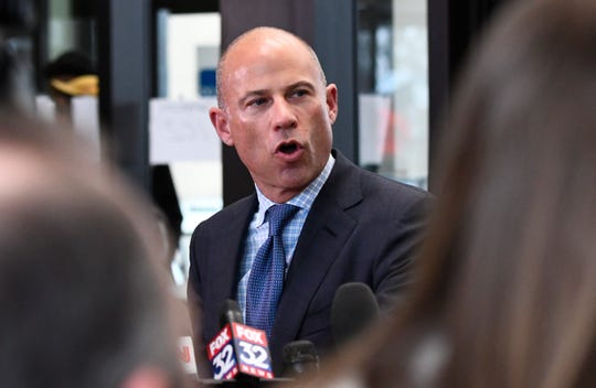 Attorney Michael Avenatti has provided authorities with several sex tapes he says are of the singer with underage girls.