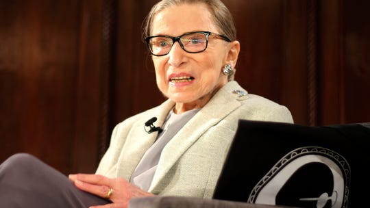 Who's the best known justice on the Supreme Court? Brett Kavanaugh tops Ruth Bader Ginsburg