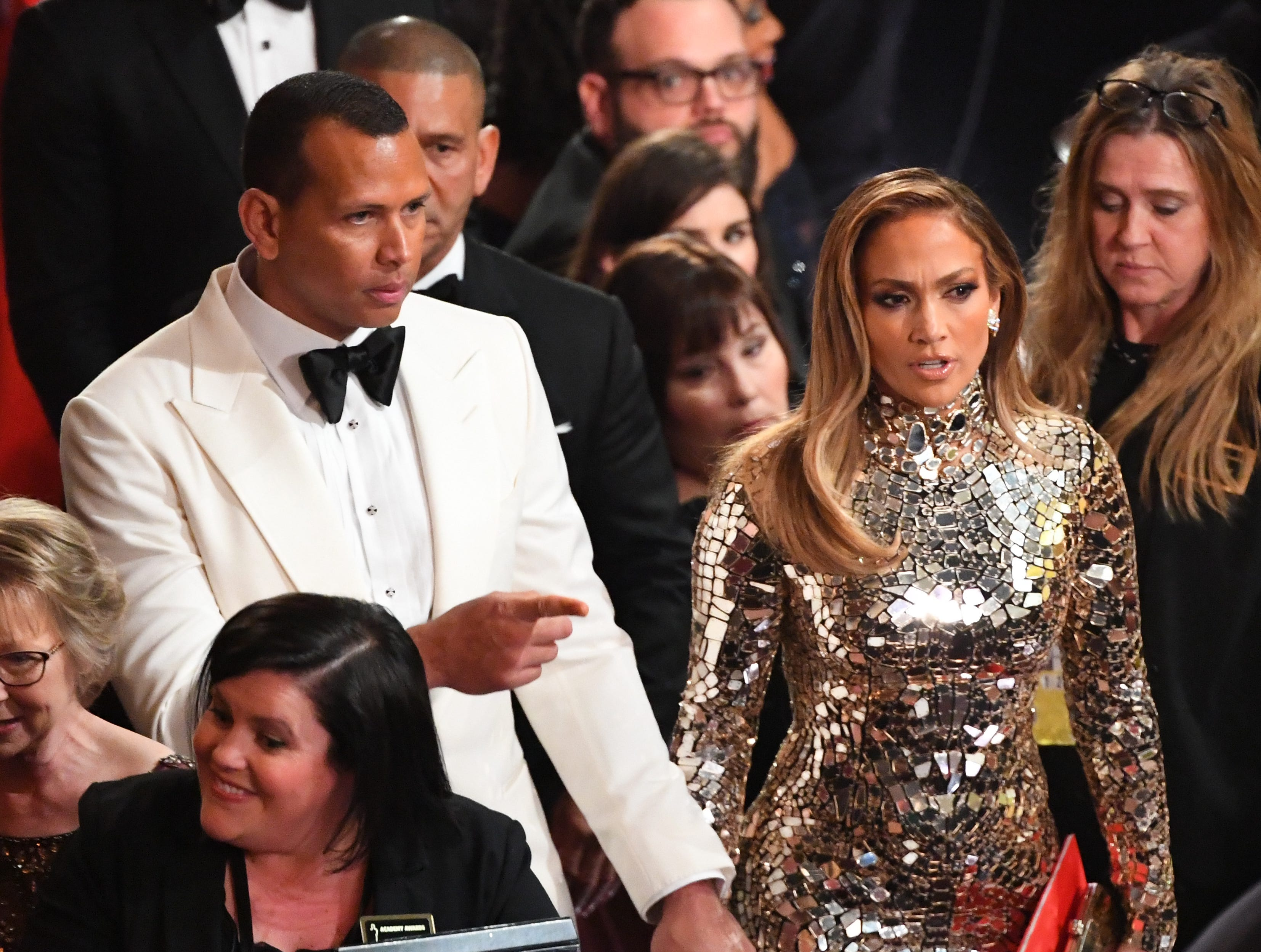 February 24, 2019; Los Angeles, CA, USA;   