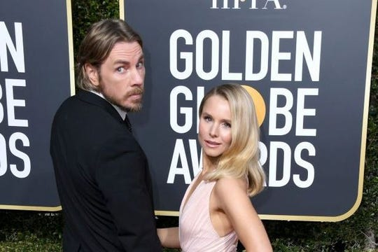 Kristen Bell and Dax Shepard have launched a new line of plant-based baby products called Hello Bello available at Walmart.