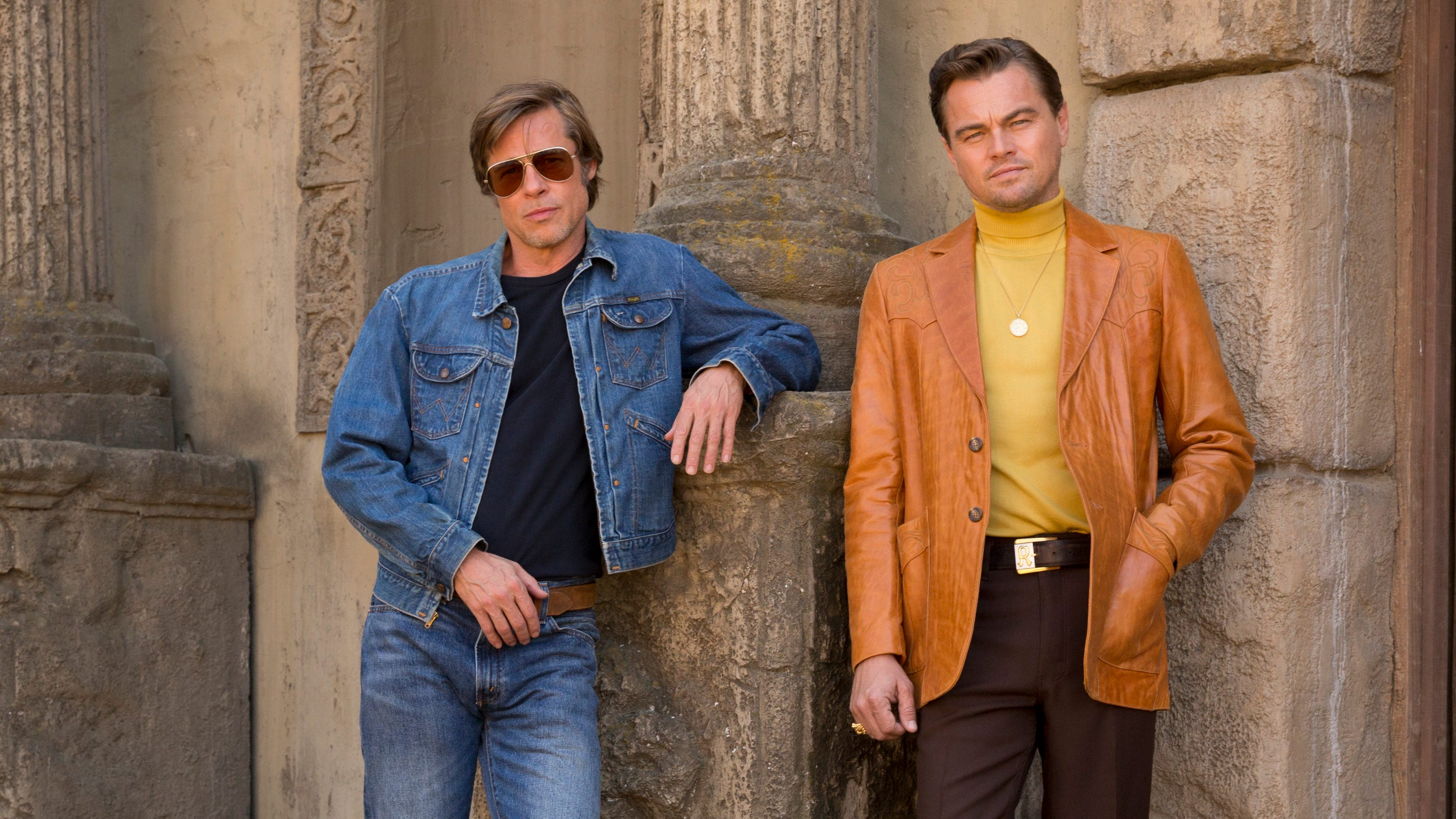Once Upon A Time In Hollywood First Trailer Dicaprio Pitt Go 60s