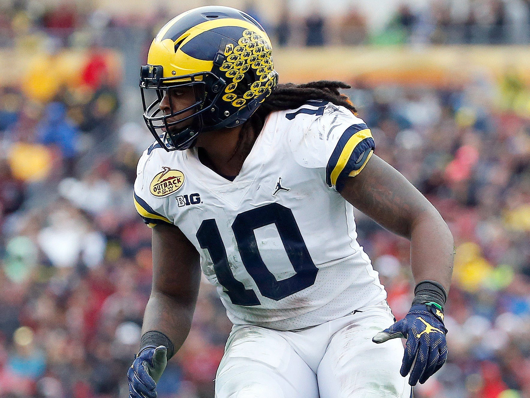 20. Steelers - Devin Bush, ILB, Michigan