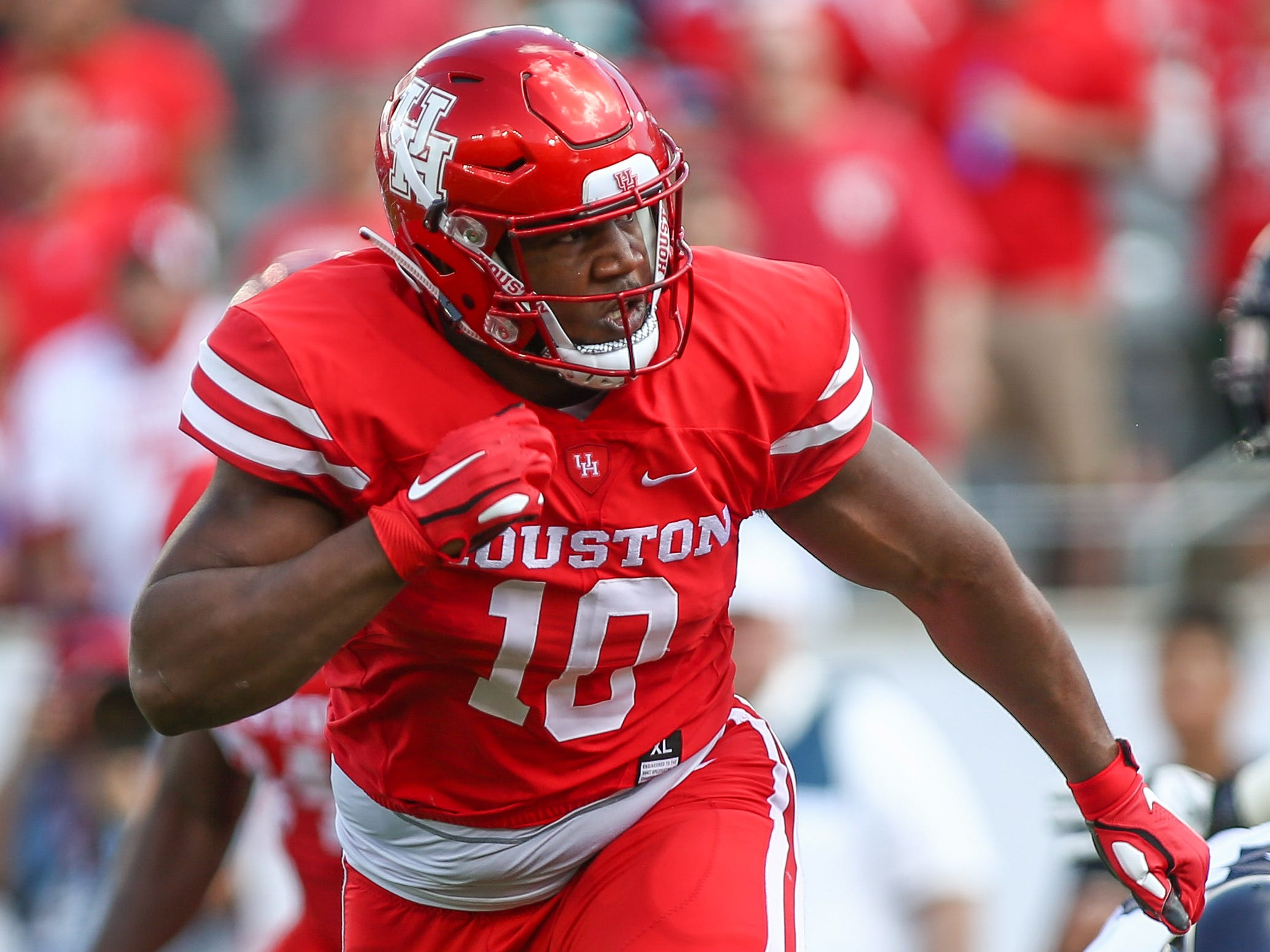 4. Raiders - Ed Oliver, DT, Houston
