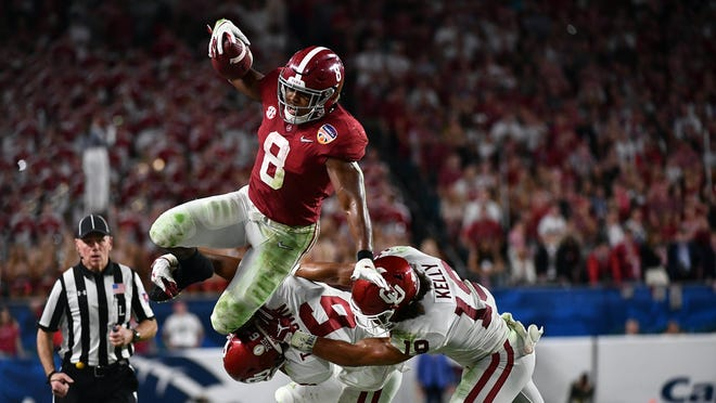 Josh Jacobs Oakland Raiders Nfl Draft Pick 5 Things To Know