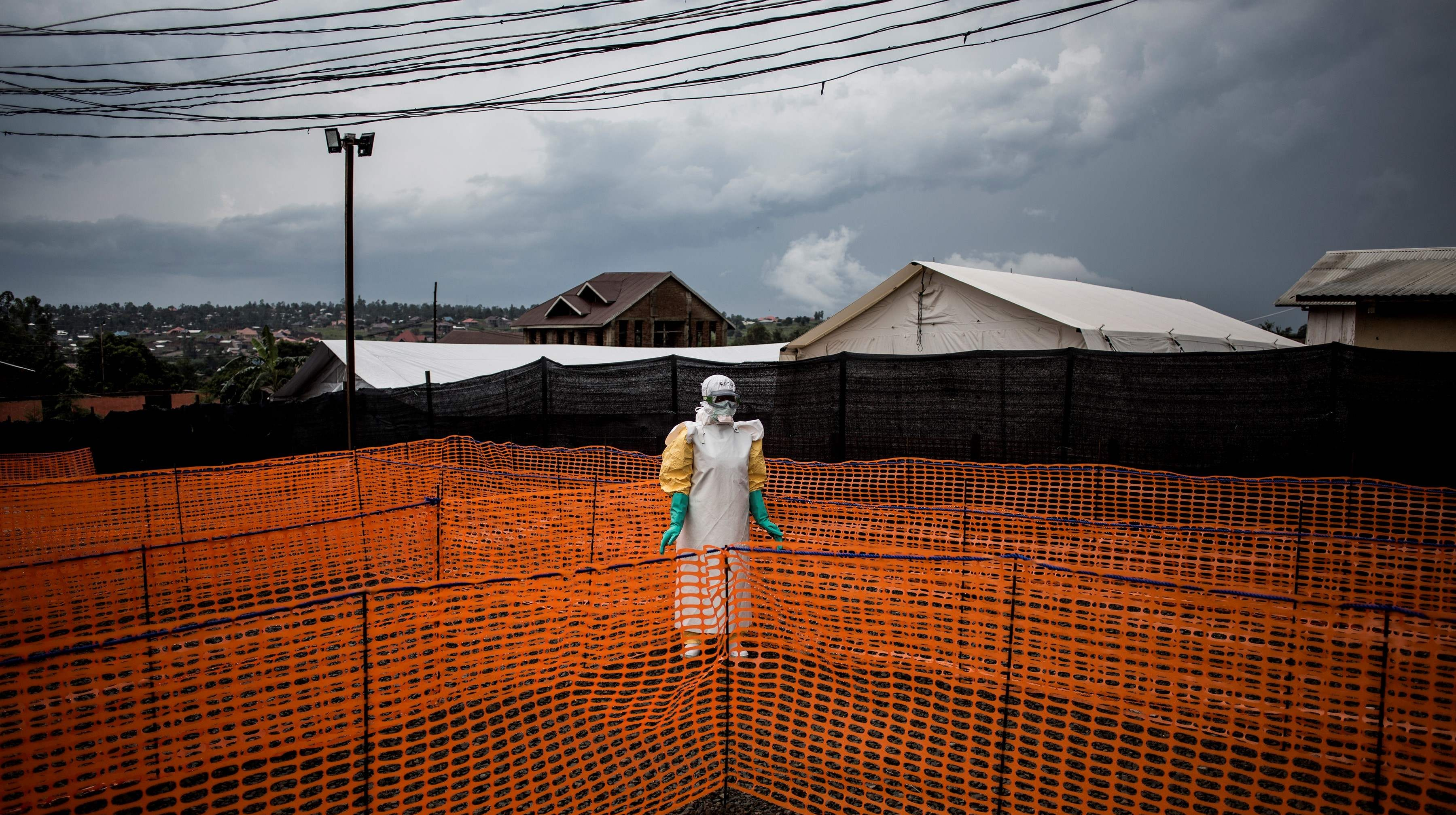 America must recognize and fight the real emergency of Ebola before it's too late