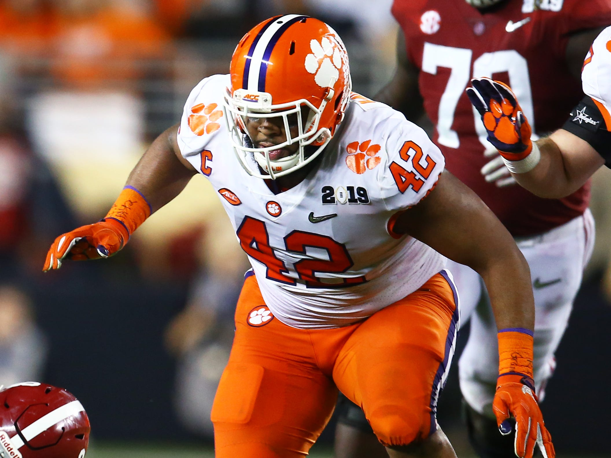 25. Eagles - Christian Wilkins, DT, Clemson