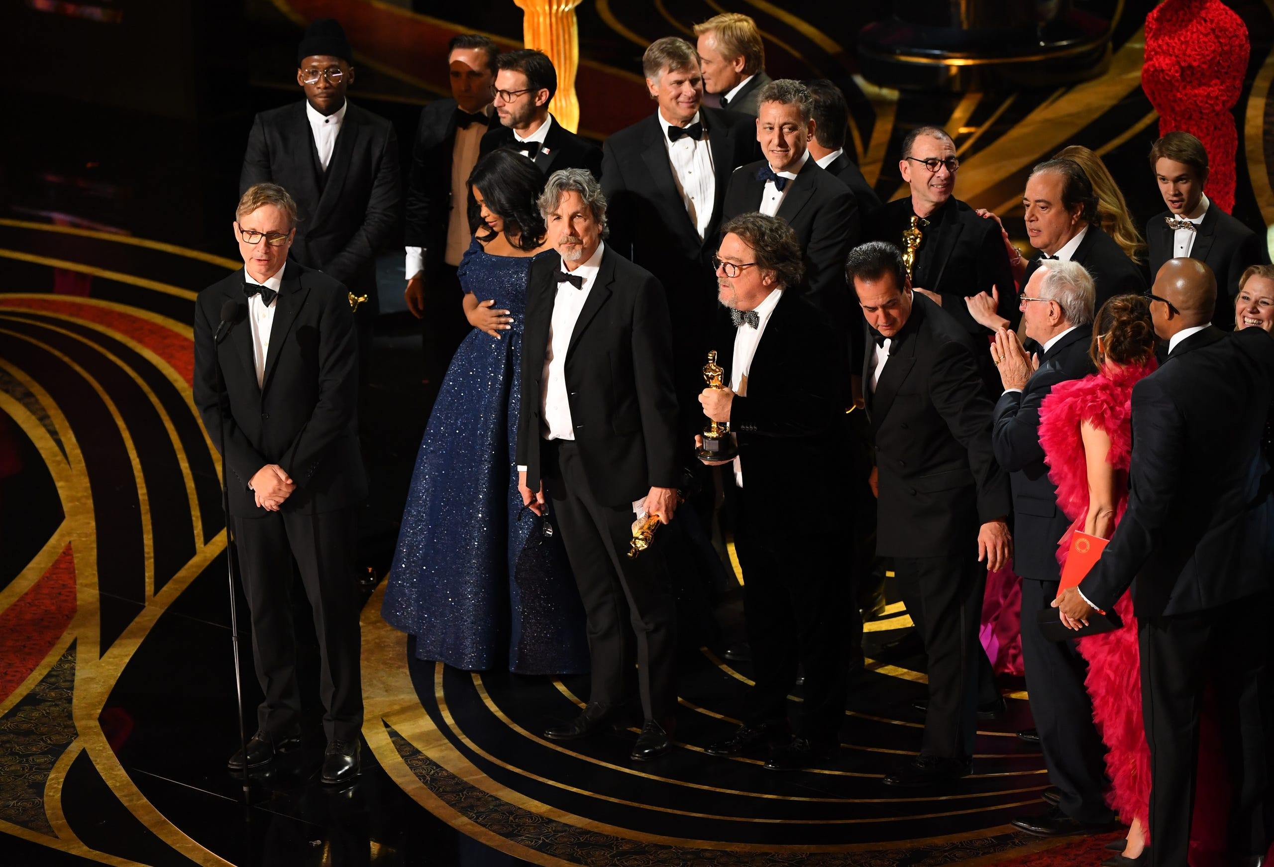 Oscars 2019 The Best Photos From This Years Academy Awards