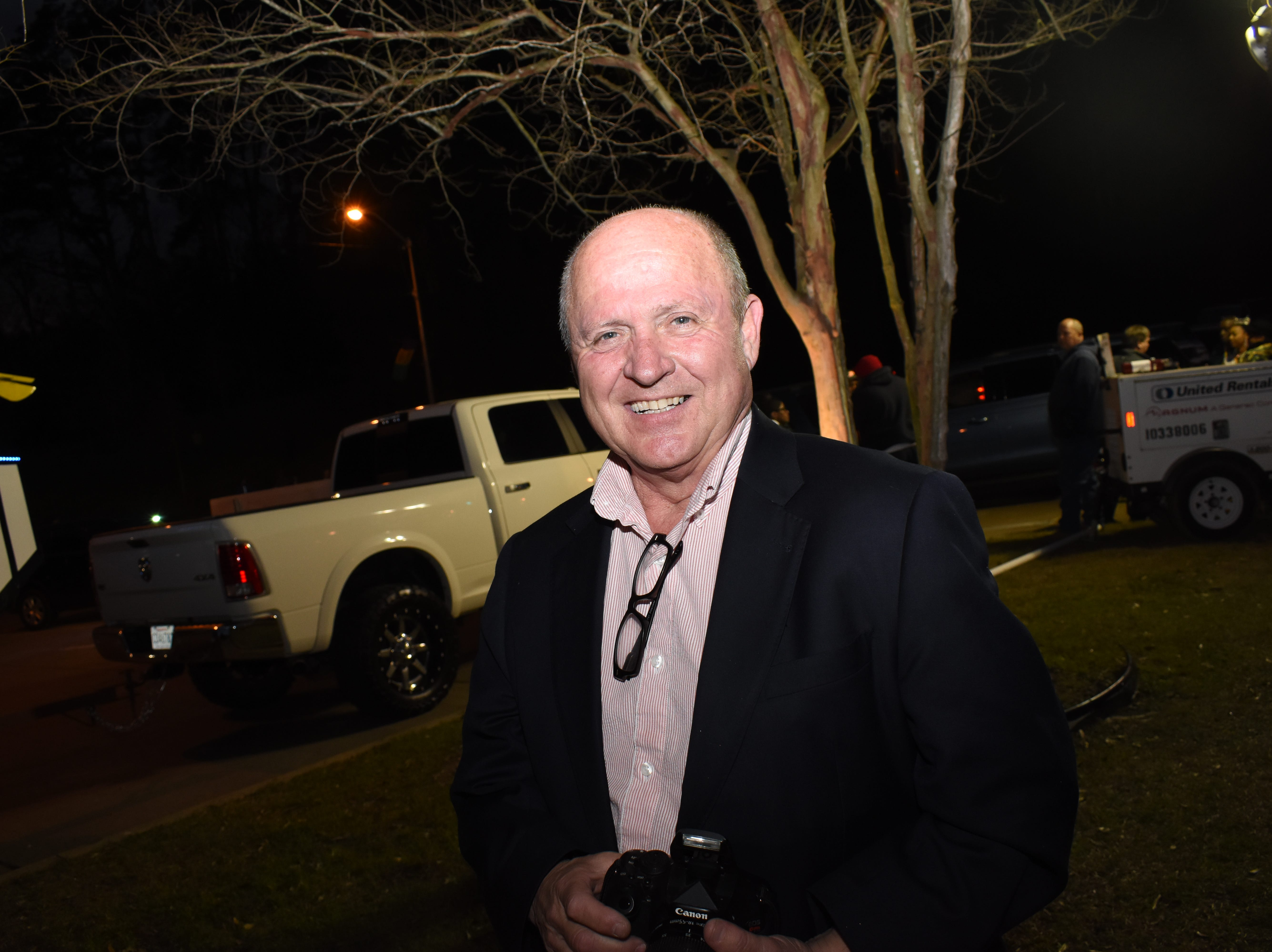 Pineville's  2019 Light the Night Parade was held Monday, Feb. 25, 2019. The parade started in Pineville near Louisiana College and ended in downtown Alexandria. The parade was postponed last Friday due to weather.