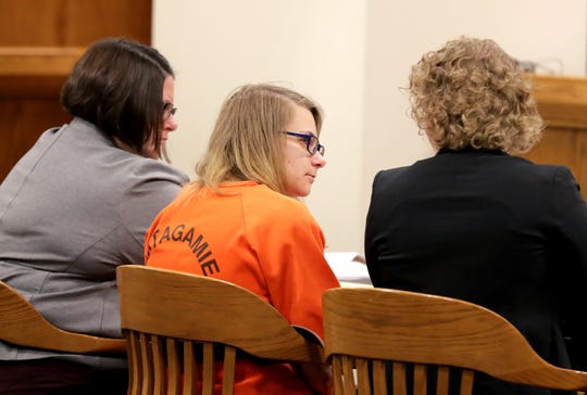 Dana L. Nachtrab, 28, of Deer Creek was sentenced Tuesday in Outagamie County court to seven years in prison followed by five years on extended supervision in the death of her brother, Cody Nachtrab, 23. Cody Nachtrab died in a March 2018 house fire that his sister set, not meaning to kill him. She was sentenced by Outagamie County Judge Nancy Krueger on charges of homicide by negligent handling of fire and arson.