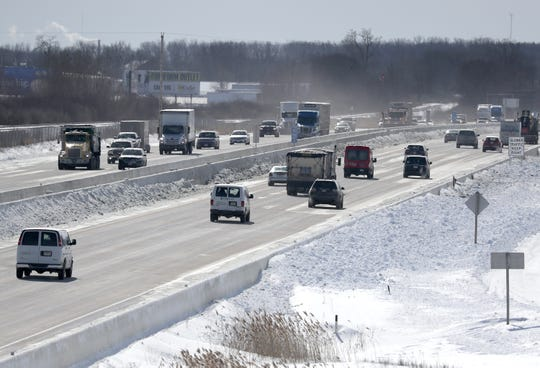 Outagamie County officials bring back the idea of lowering the speed limit on I-41 from 70 miles per hour to 55.
