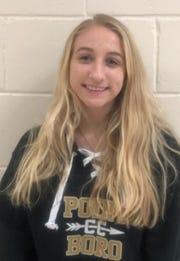 Ella VanBenschoten of Point Pleasant Borough High School won third place in the Student Voices essay contest for grades 9-12.