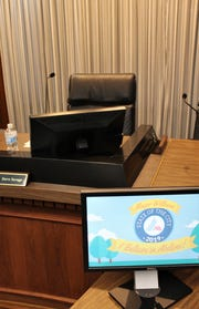 Place 6 Abilene City Council member Steve Savage missed another meeting, skipping the State of the City address by Mayor Anthony Williams on Monday night.  He has said he would not return to seat before the May 4 election, when Place 6 comes before voters.