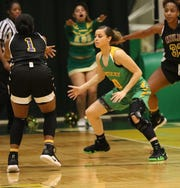 Former Battle Creek Central standout Ka-Leah Ryan has come back from knee injury and is finally playing again for Kentucky State.