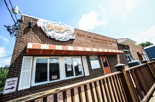 Pop's Sugar Shack was at 589 Conklin Ave. in Binghamton.