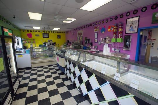 Pop's Sugar Shack in Binghamton had a retro atmosphere.