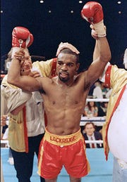 Rocky Lockeridge, a former amateur champ from Bremerton, died Feb. 7 at age 60.