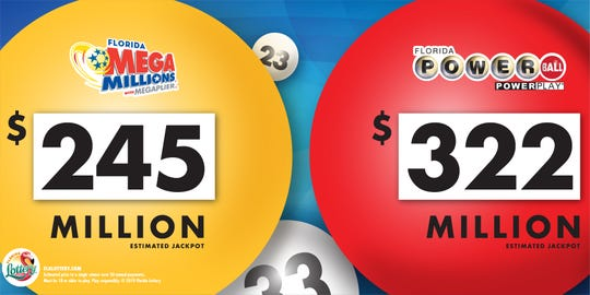 Half a billion dollars is up for grabs this week.