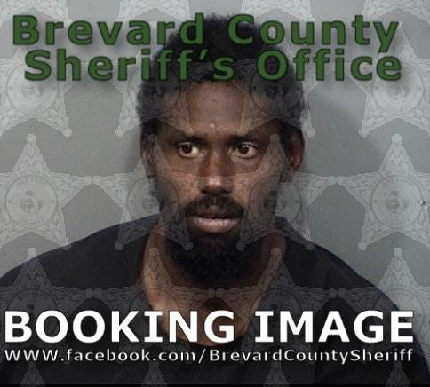 Omar Sims, 36, arrested on four counts of burglary and one count of grand theft.