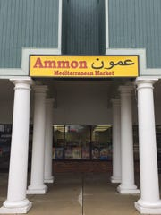 Ammon Mediterranean Market opened in December at Crossroads Plaza shopping center, at the intersection of Church and Cooper's Landing roads in Cherry Hill.