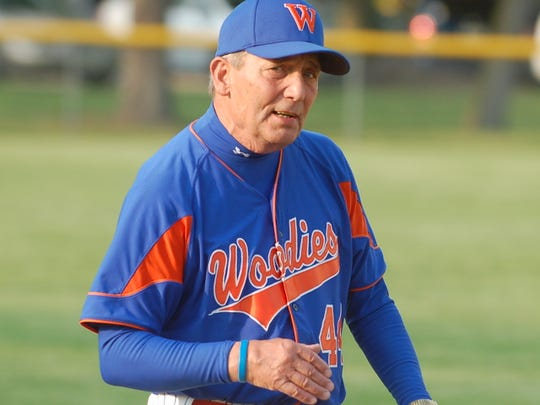 Woodstown head baseball coach Lee Ware will retire at the end of the season.