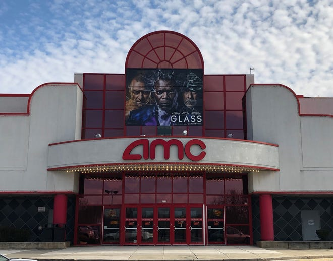 AMC Loews is open for show business Tuesday after being closed Monday for a repair.