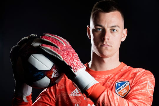 "FC Cincinnati rookie goalkeeper and Frankie Amaya's roommate Jimmy Hague says, ""I give him a lot of credit for coming all the way across the country. Eighteen years old – he had to learn a whole lot really quick. That would be extremely hard. I went to college for four years and that was hard. He went to college for a semester and was gone with the (Under-20) national team for half of it, so he never really even lived away from home. This is his first time."""