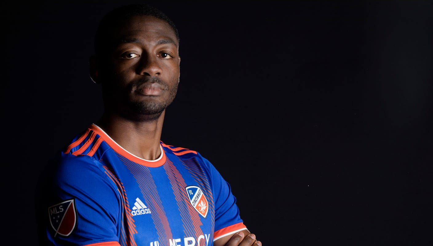 Fanendo Adi set to be waived by FC Cincinnati