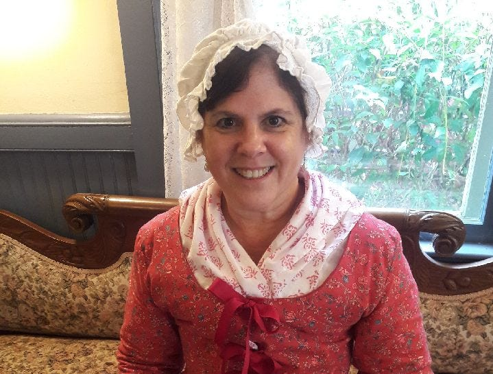 Dana Bala will present a program 17th and 18th century quilts, textiles, and embroidery from 1 to 4 p.m. on Sunday, March 3.