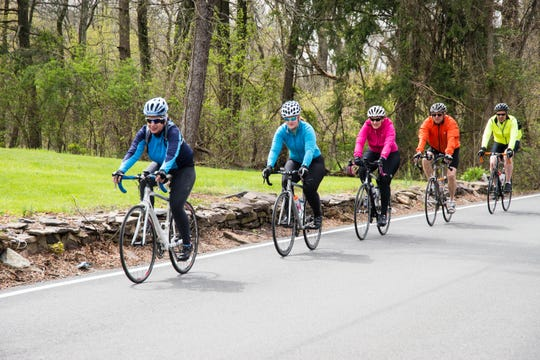 The annual Tour de Franklin Charity Bike Ride will be held on Sunday April 28, in the Somerset section of Franklin Township.