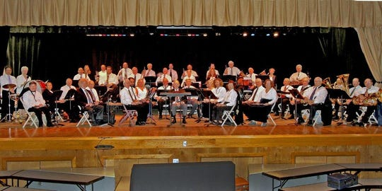 The Union Municipal Band will present a free concert at 7:30 p.m. on Monday, March 11, at Hannah Caldwell School Auditorium, 1120 Commerce Avenue, Union.
