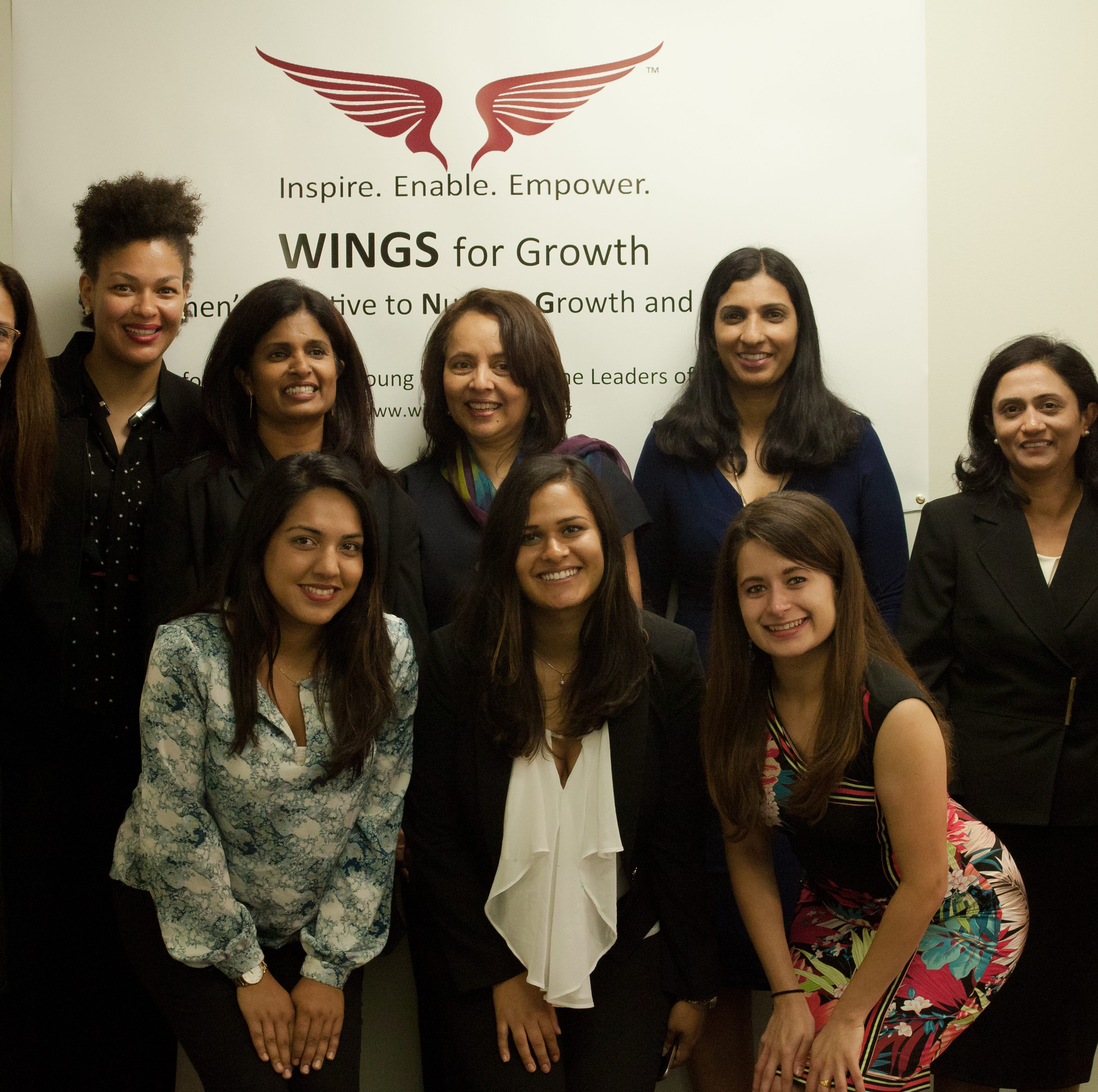Women's careers take flight through WINGS for Growth