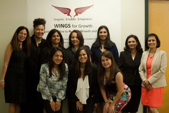 Inspired by her late father,Varsha Waishampayanfollowed her passion to give back to others, and in doing so, createdWINGS for Growth, a mentoring non-profit organization geared for women based in Bridgewater.
